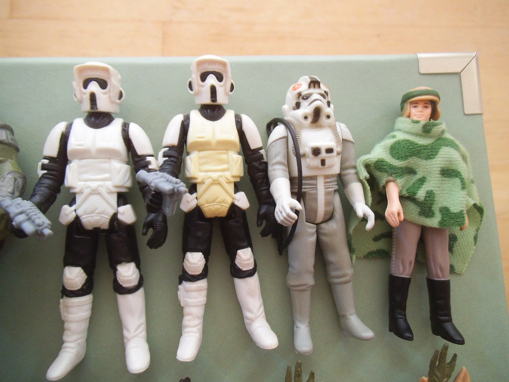 Star Wars childhood collection for sale (4)