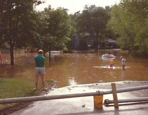 Minnetonka flood 1987