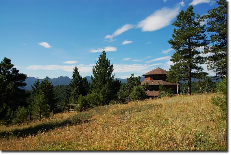 Green Mountain West Ridge Trail 3