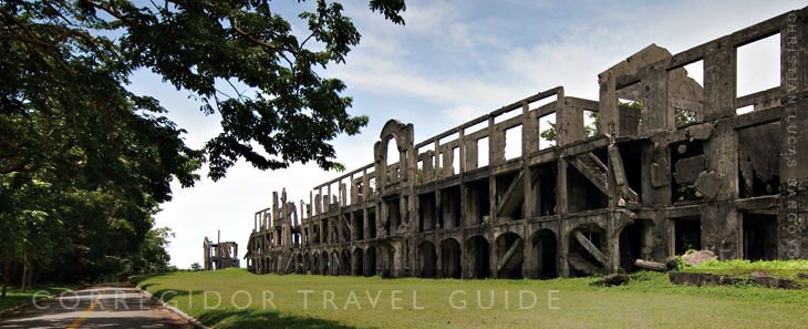 Corregidor Itinerary and Travel Guide