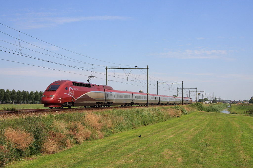 Thalys 4303 Moordrecht