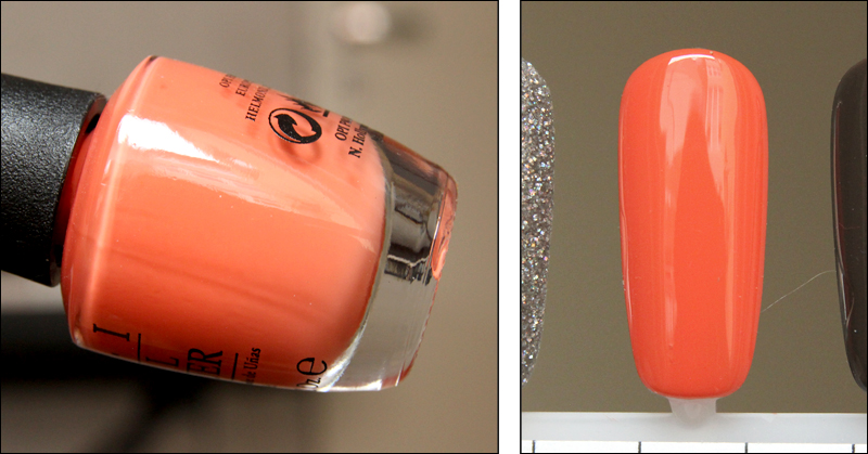OPI Can't afjörd not to swatch