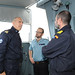 Busy day for the FCDR RA ROMANI - EUNAVFOR MED operation SOPHIA