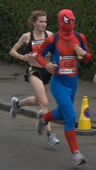 Spiderman runner Image