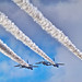 blue-impulse-and-smoke-trajectory_161016 by kazua0213