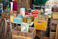 Tins and Crates