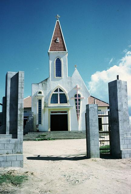AN KHE 1965-66 - Nhà thờ An Khê