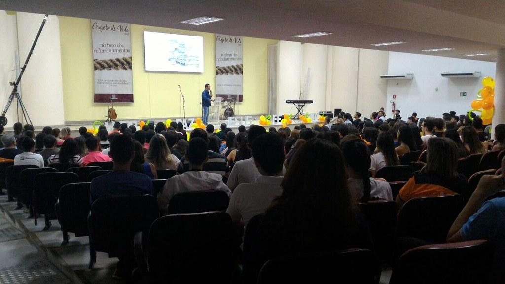 Enem: Oração com os adolescentes