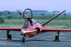 CM.170 Fouga Belgium