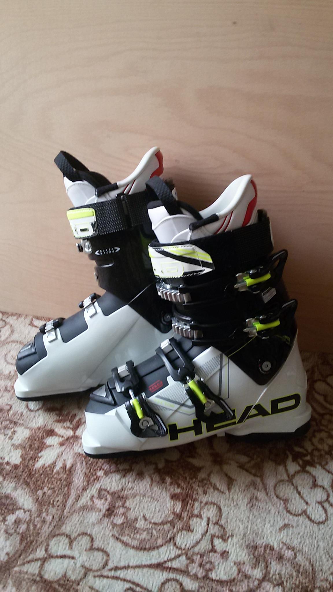 sjezdové boty Head Vector - Bazar - SNOW.CZ d563988038