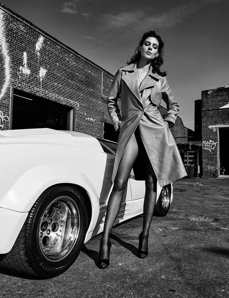 Кати Нешер — Фотосессия для «Vogue» MX 2016 – 3