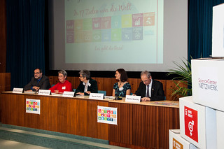 SDGs Action Day at the Natural History Museum, Vienna