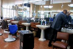 barbería madrileña con solera