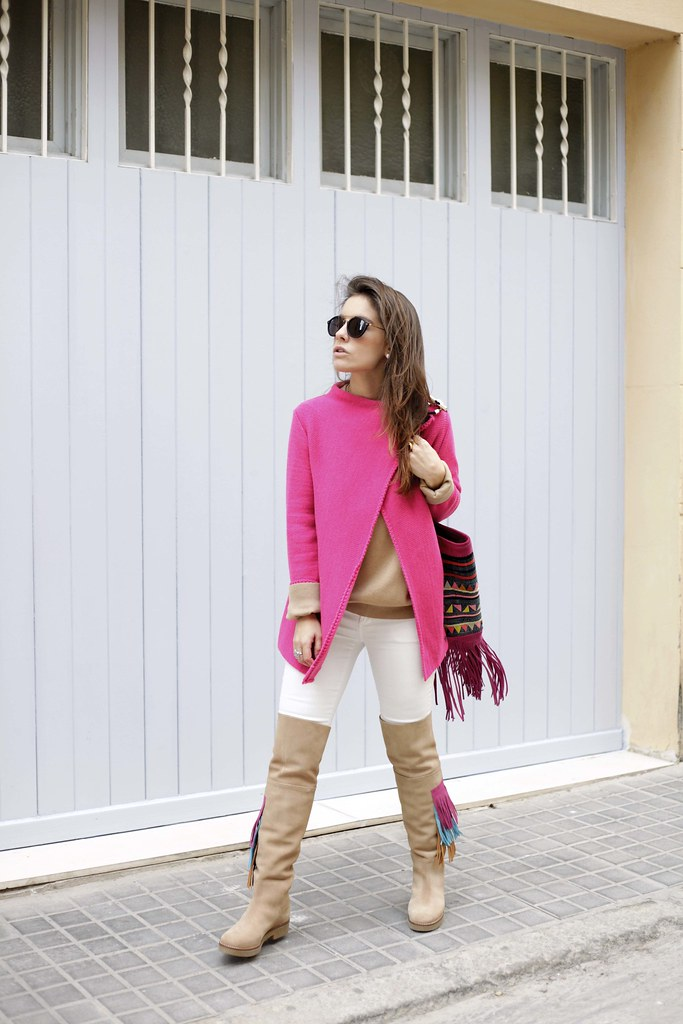 01_pink_casual_outfit_RÜGA_theguestgirl_fashion_blogger_barcelona