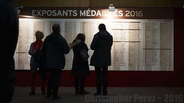 Salon des Vigneron Independent ~ 2016