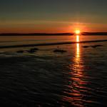 Swansea  Bay Sunset 30/11/2016