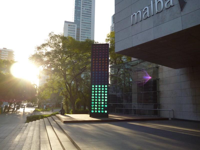 MALBA traffic lights