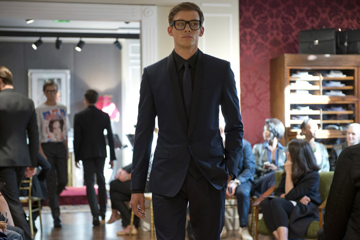 Dolce&Gabbana Estate 2014 Sartorialità Londra (12)