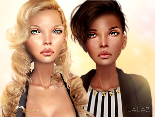 NEW Lalaz Skins  in Mainstore by ::Modish::