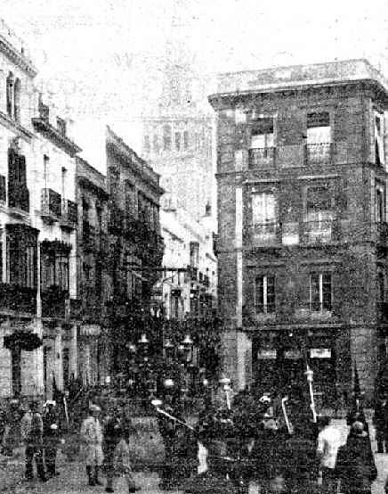 Hermandad del Calvario. Sevilla