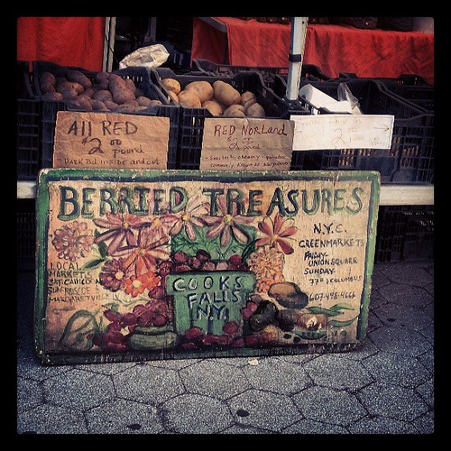 #nyc #signs #greenmarket by ShellyS