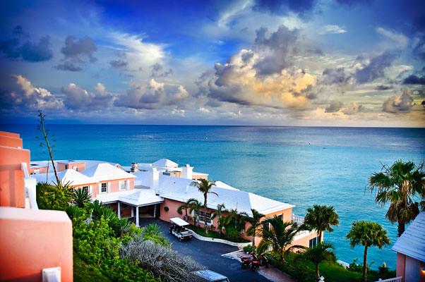 Pompano Beach Club Bermuda Hurricane Damage