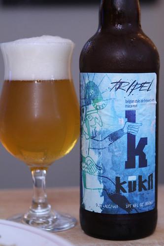 Andean Brewing Company Kuka Tripel