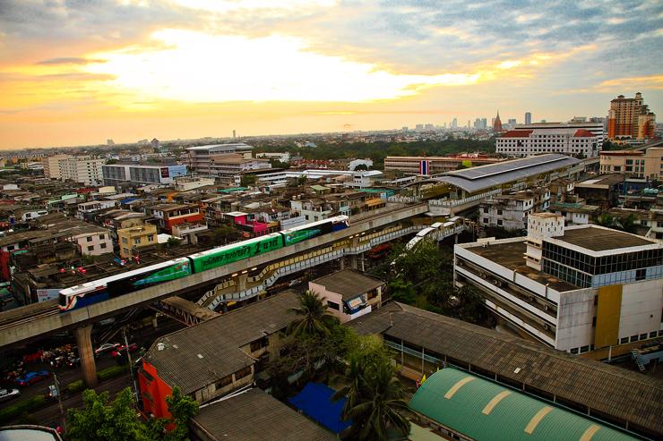 Bangkok-View