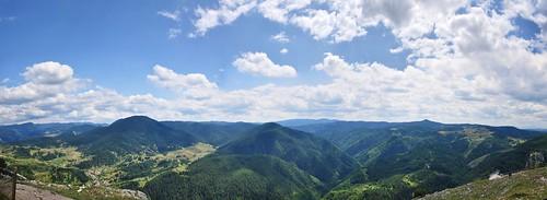 Rhodopi mountain range