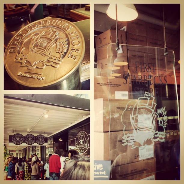 The original Starbucks!