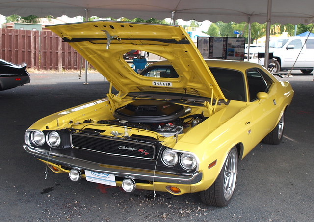 1970 Dodge Challenger modified