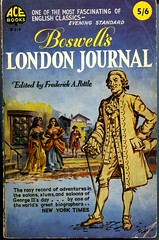 Boswell's London Journal 1762-1763