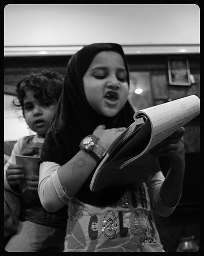 Matam For The Martyrdom of Imam Ali Recited By Marziya Shakir -21 Ramzan by firoze shakir photographerno1