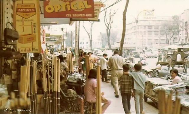 Saigon 1968-69 - Nguyễn Huệ