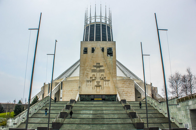Metropolitan Cathedral of Christ the King de Liverpool