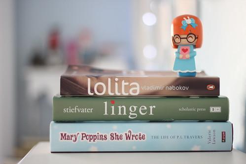 New books (SOOC)
