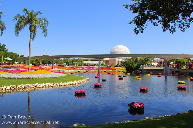 Wandering around EPCOT
