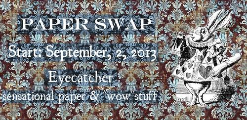 Paper Swap September