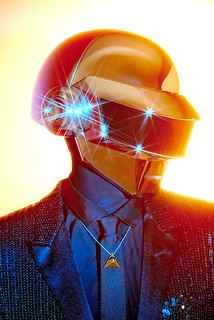 Pharrell & Daft punk Vibe Magazine  20th Anniversary Pictures