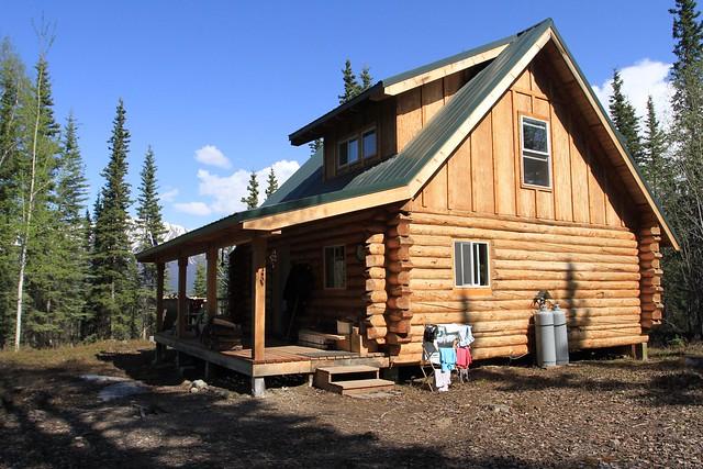 casas no alasca eua