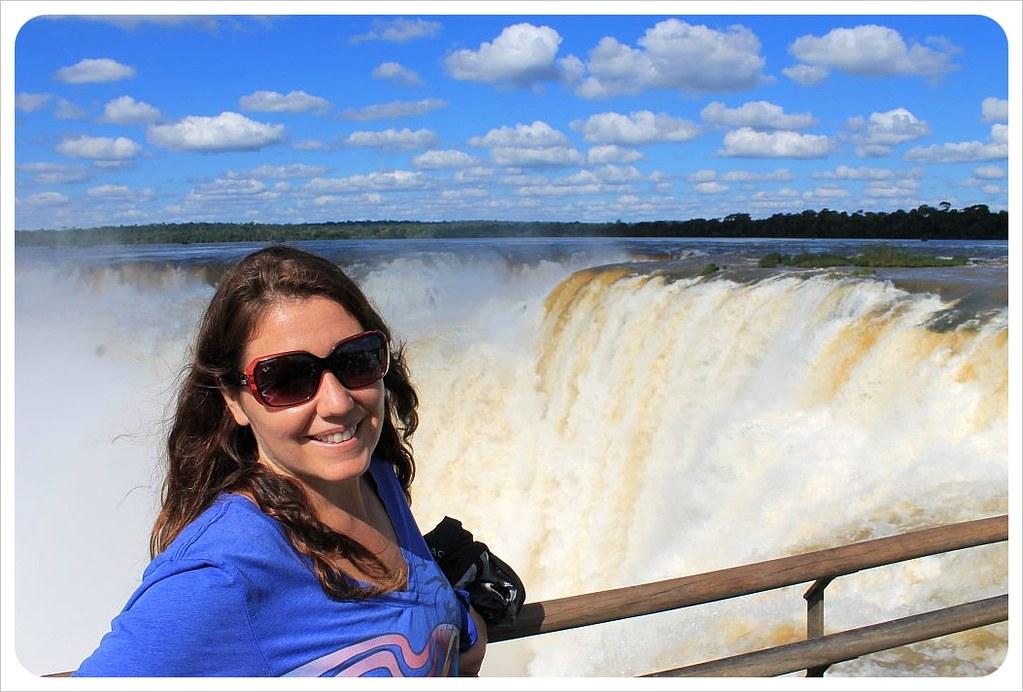 iguazu falls garganta del diablo jess