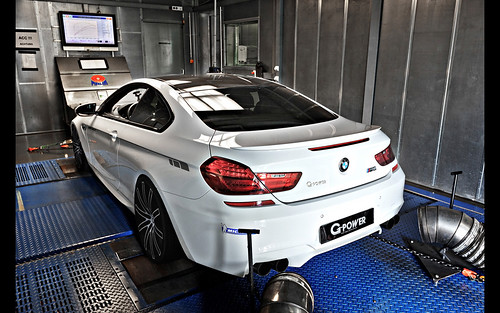 2013 G-Power BMW M6 F13 Pictures