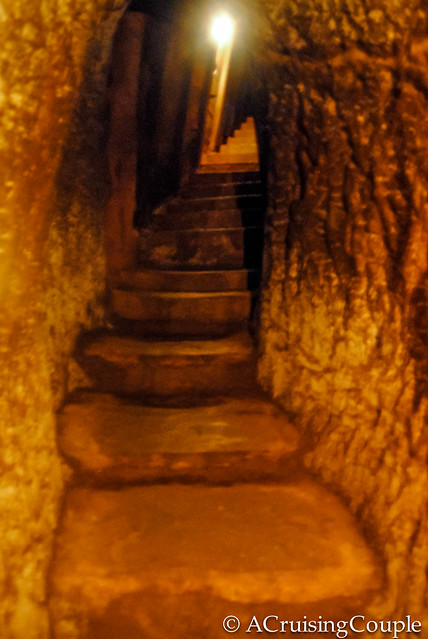 Vinh Moc Tunnel Vietnam