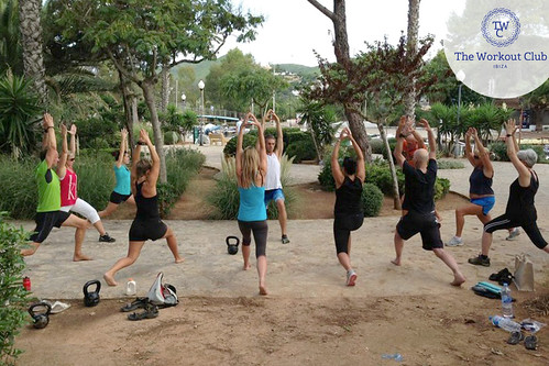 The Workout Club Ibiza