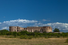 https://www.twin-loc.fr Château de Borgholm île Öland Suède - Borgholm castle sweden island - photo picture image photography