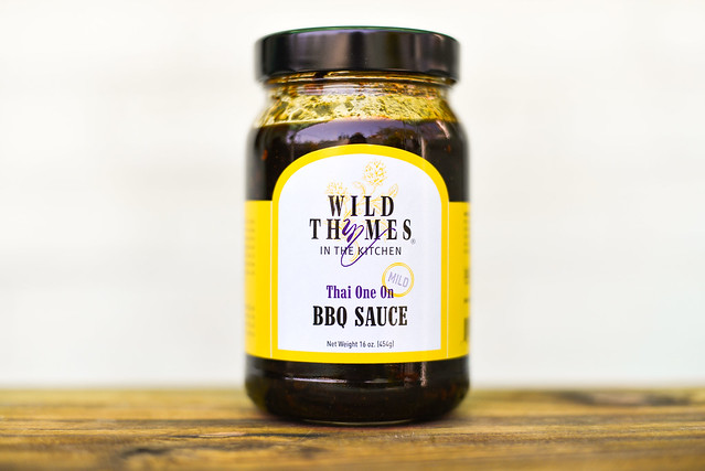Wild Thymes Thai One On BBQ Sauce