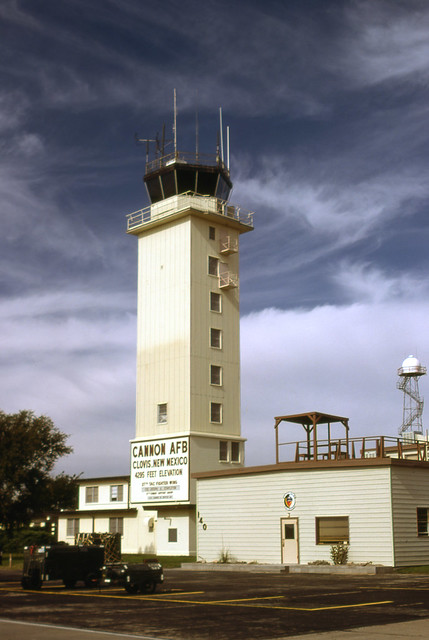 Cannon Air Force Base in Curry, NM | MilitaryBases.com