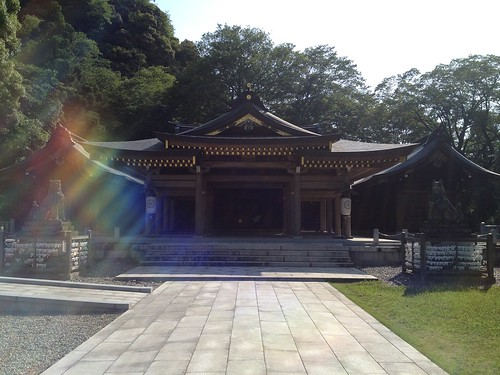 金華山 護国神社