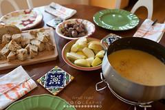 autumn cheese fondue // © Tina Vega Photography