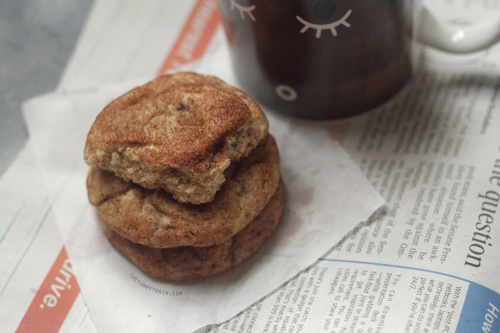 10028434554 54d0673d4f b - Belated National Coffee Day Snickerdoodles